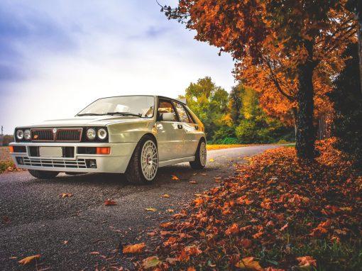 1992 Lancia Delta Integrale Evo II. Martini