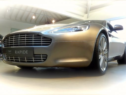 2011 Aston Martin Lagonda Rapide