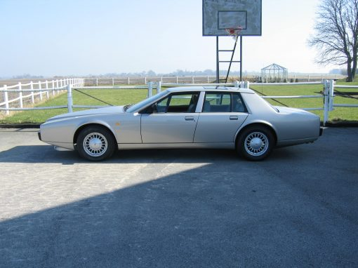 Aston Martin Lagonda, Ser.5