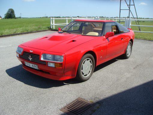 Aston Martin V8 Vantage Zagato, 1987