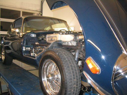 Jaguar E-Type V12, 1973