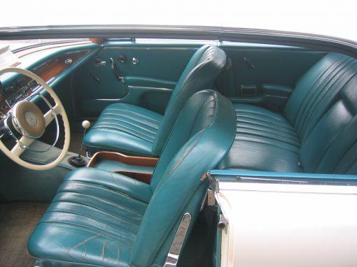 Mercedes-Benz 220SE, Original, 1964