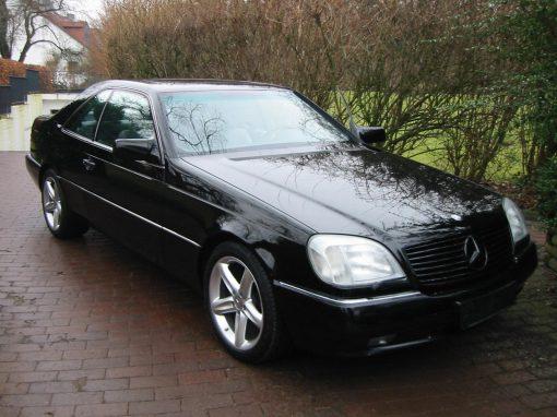 Mercedes-Benz 600SEC, 1993