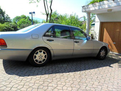Mercedes-Benz 600SEL, 1991, Ex-Cartier
