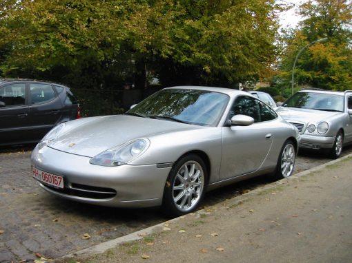 Porsche 911 Carrera, 1998