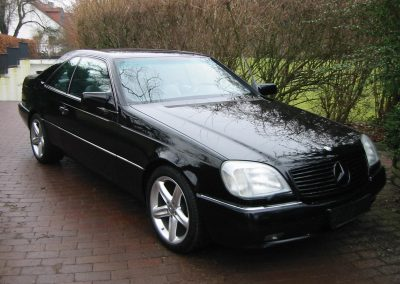 Mercedes 123 gahnkz