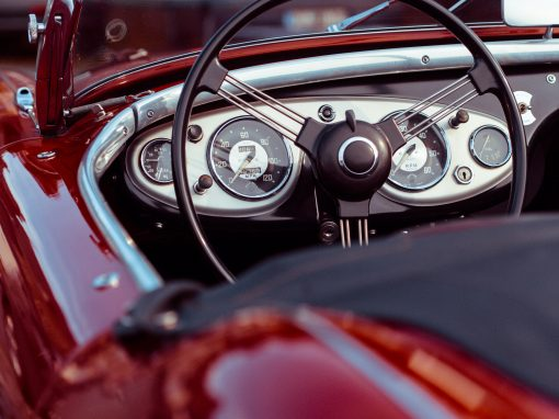 1959 Austin Healey