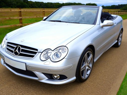 2008 Mercedes-Benz CLK500 AMG