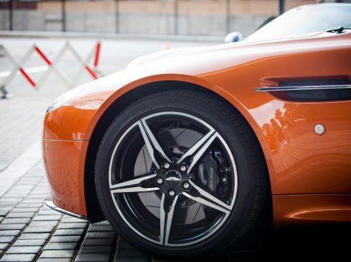 2014 Aston Martin Martin Virage