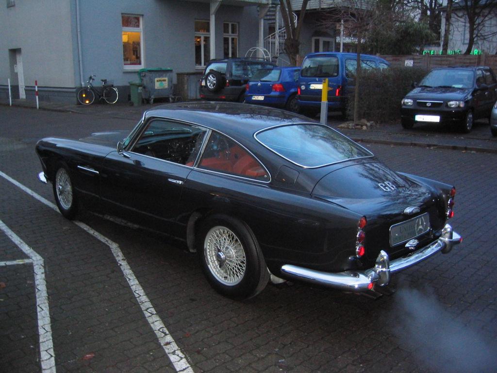 Aston Martin DB4, Ser.5