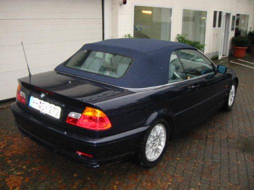 BMW 325i Cabrio, 2001