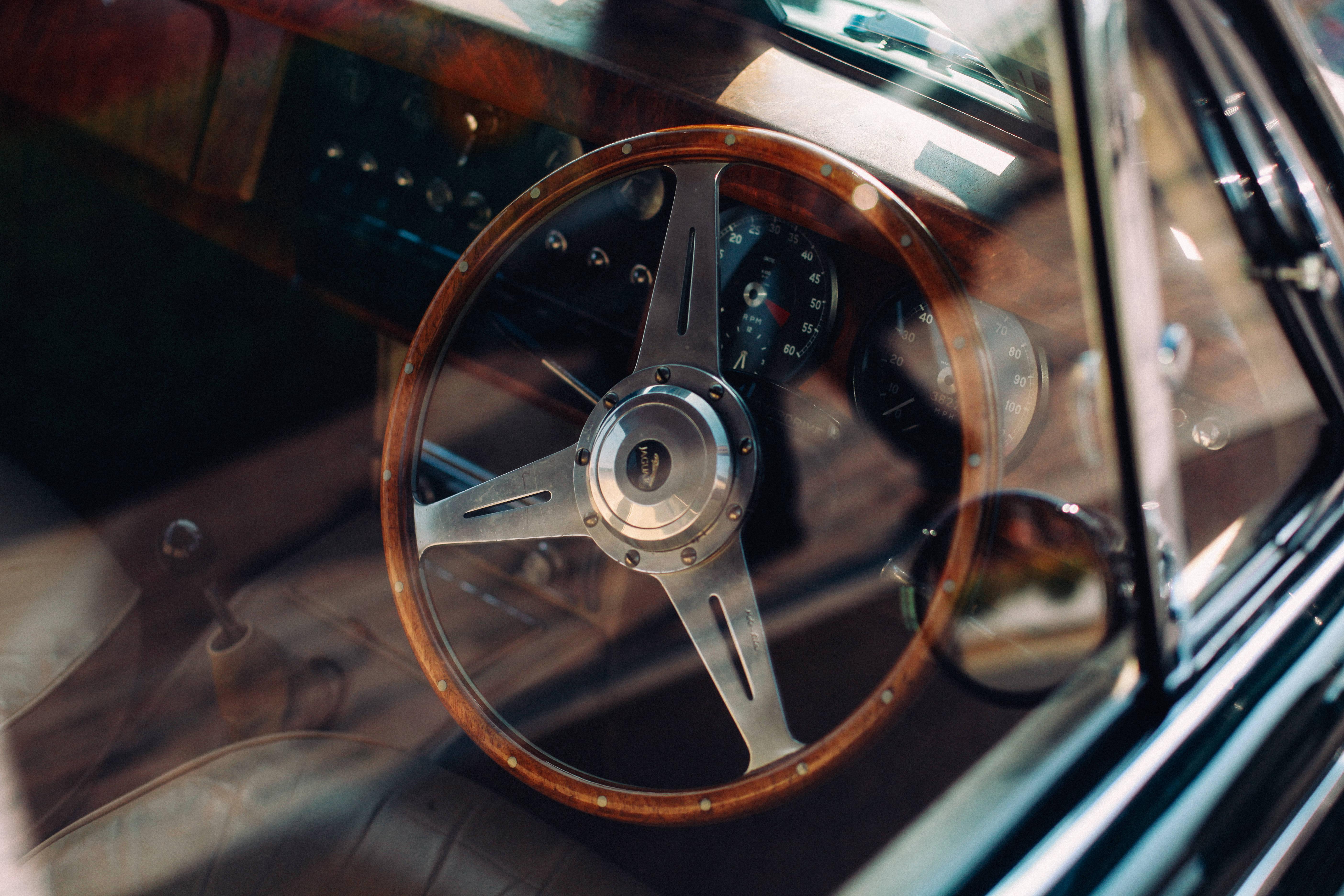 Jaguar MKII 3.8