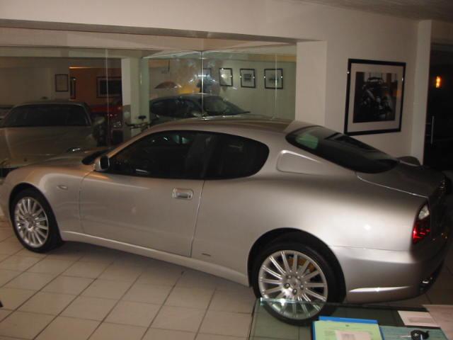 Maserati 4200 GT, 2004, Neufahrzeug