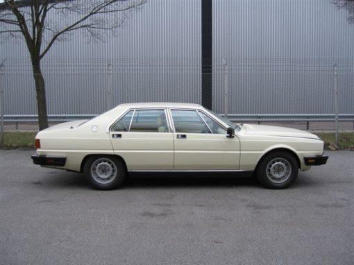 Maserati Quattroporte, 1985