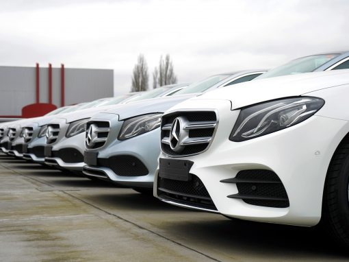 Mercedes-Benz Div. Ready for Delievery