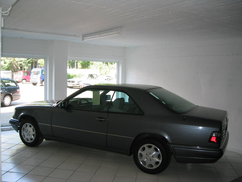 Mercedes-Benz E320C, 1995