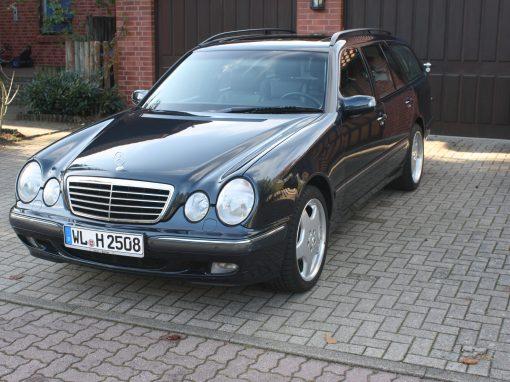 Mercedes-Benz E430T, 2000