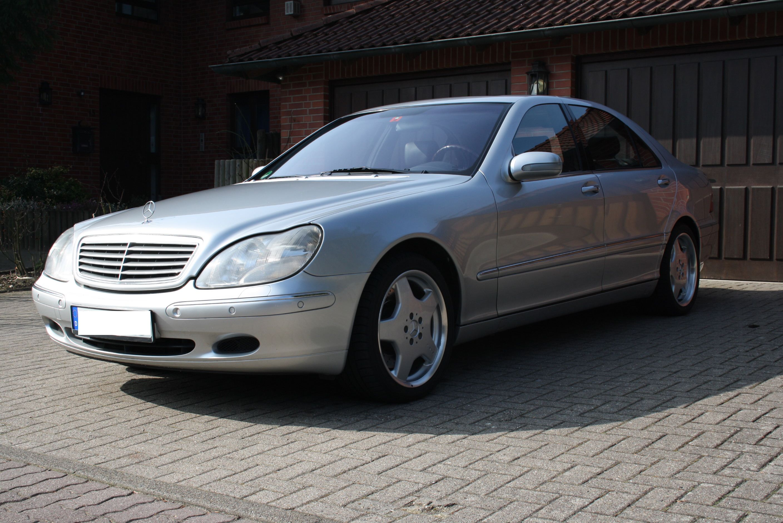 Mercedes-Benz S600L, 2000
