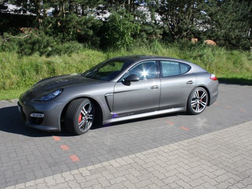 Porsche Panamera GTS, 2012