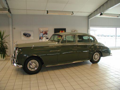 RollsRoyce SilverCloud II. LWB, 1961